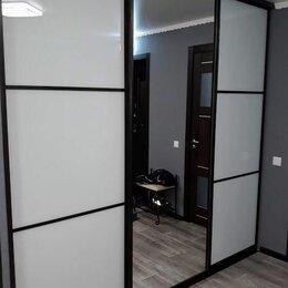 Шкафы, стенки, гарнитуры - Двери купе с зеркалом, 0