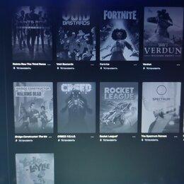 Игры для приставок и ПК - Аккаунт epic games , 0
