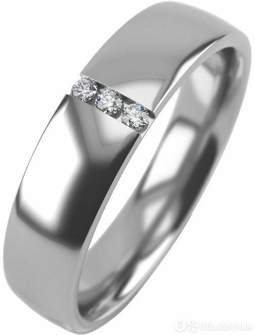 Обручальное кольцо Graf Кольцов SHN1-4-3f/s_20 по цене 2190₽ - Кольца и перстни, фото 0