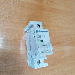 Защитная автоматика - Автоматический выключатель LVN-125C-1 (42267), 0