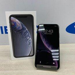 Мобильные телефоны - iPhone XR Black 128Gb Б/У 2 месяца в идеале, 0