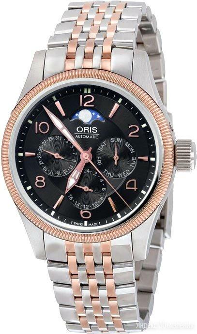 Наручные часы Oris 581-7627-43-64MB по цене 169400₽ - Наручные часы, фото 0