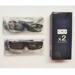3D-очки - 3D-очки Samsung SSG-5100GB (б/у), 0