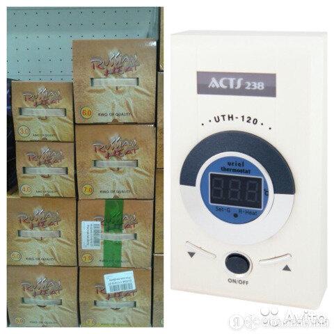 Теплый пол по цене 5810₽ - Электрический теплый пол и терморегуляторы, фото 0