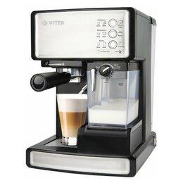 Кофеварки и кофемашины - Кофеварка рожковая vitek , 0