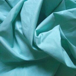 Ткани - Текстиль п/лен, цвет Холодная мята, 0