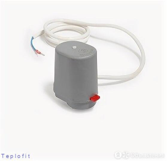 Головка электротермическая, 230 B нормально закрытая для термостатических кла... по цене 1276₽ - Спецтехника и навесное оборудование, фото 0