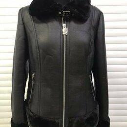 Куртки - Куртка кожзам женская зима, 0
