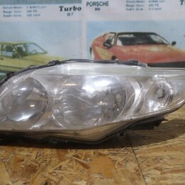 Электрика и свет - Фара левая Тойота Королла E150, 0