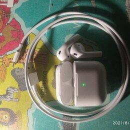 Наушники и Bluetooth-гарнитуры - Беспроводные наушники airpods mini, 0