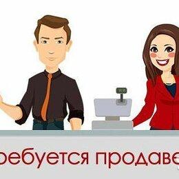 Продавцы и кассиры - Продавец-консультант, 0
