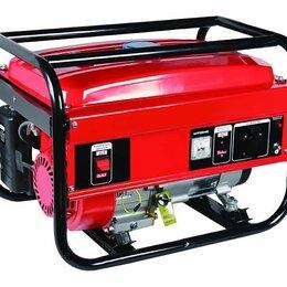 Электрогенераторы - Генератор бензиновый Master 3.2 кВт, 0