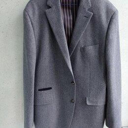 Пиджаки - Пиджак теплый новый 58-60 размера Steilmann, 0