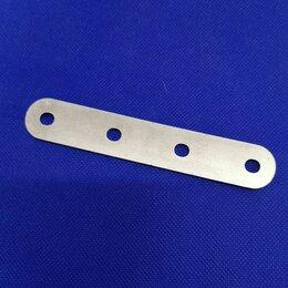 Радиодетали и электронные компоненты - Соединитель для элементов EVE 80Ач, 90Ач,105Ач x4 алюминиевый, 0