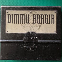 Музыкальные CD и аудиокассеты -  Dummu Borgir Abrahadabra (limited deluxe box), 0