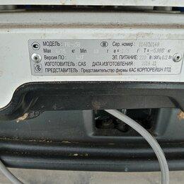 Весы - Весы торговые электронные CAS PR-15B, 0