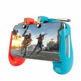 Аксессуары - Мобильный игровой контроллер AK-16 для игры PUBG, 0
