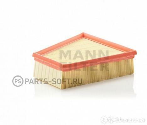 MANN-FILTER C22952 MANN-FILTER Воздушный фильтр  по цене 640₽ - Отопление и кондиционирование, фото 0
