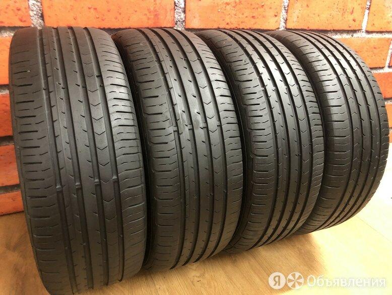 Летние шины 205/55/R16 Continental ContiPremium по цене 11000₽ - Шины, диски и комплектующие, фото 0