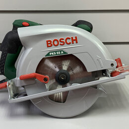 Дисковые пилы - Дисковая пила Bosch PSK 55A, 0