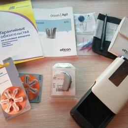 Устройства, приборы и аксессуары для здоровья - слуховой аппарат oticon bte power, 0