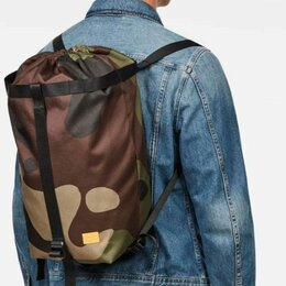 Рюкзаки - G-Star Raw wysel patterned backpack, 0