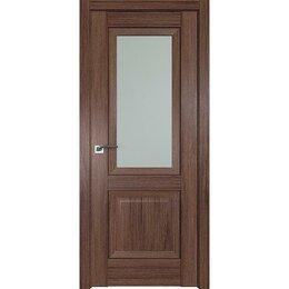 Межкомнатные двери - Дверь межкомнатная Profil Doors 2.88XN Салинас темный - со стеклом, 0