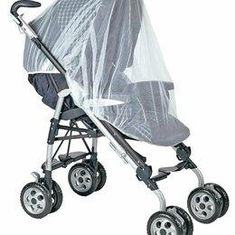 Коляски - 308 Бусинка Сетка защитная для коляски, 0