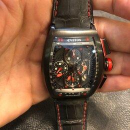 Наручные часы - Cvstos Challenge Chrono Black Red GP 01, 0