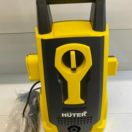 Мойки высокого давления - Минимойка Huter W105-P, 0