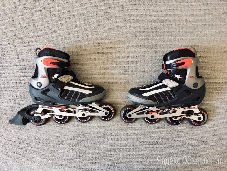 Роликовые коньки XJ180 EVO ACTION по цене 2000₽ - Роликовые коньки, фото 0