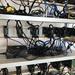 Промышленные компьютеры - Ферма RX 470 8GB 6шт 180Mh/s, 0