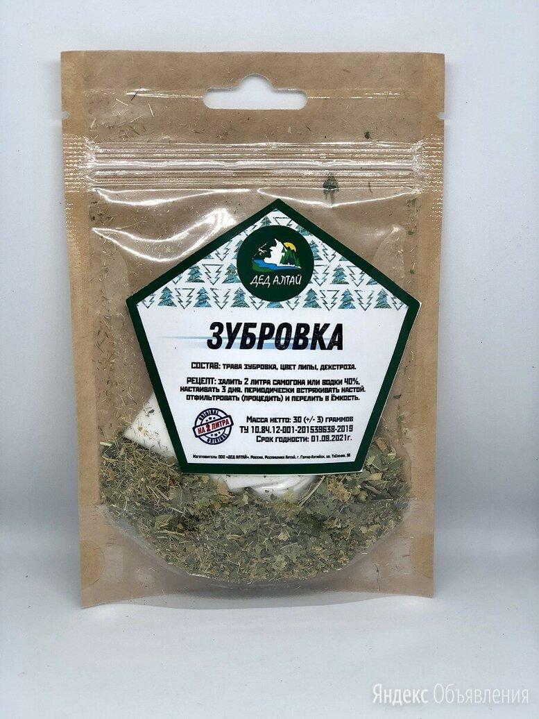 Набор Трав и Специй Зубровка по цене 120₽ - Ингредиенты для приготовления напитков, фото 0