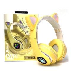 Наушники и Bluetooth-гарнитуры - Беспроводные наушники Cat Ear P33M с bluetooth, 0