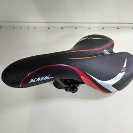 Защита и экипировка - Вело-Сидение КМС/Седло велосипедное KMS, 0