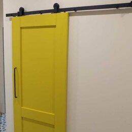 Межкомнатные двери - Дверь на амбарном механизме , 0