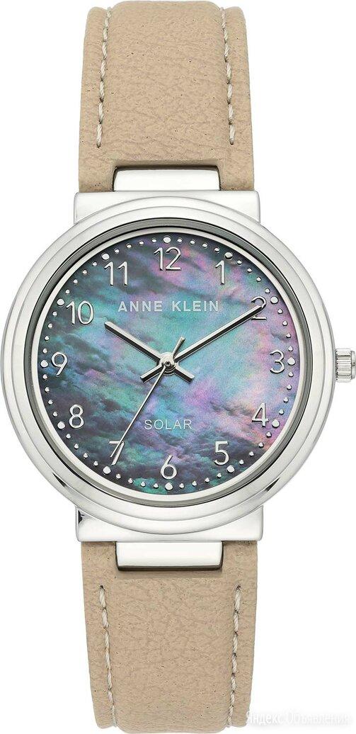 Наручные часы Anne Klein 3713GMTN по цене 10590₽ - Наручные часы, фото 0