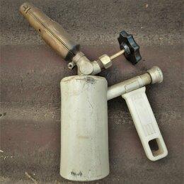Газовые горелки, паяльные лампы и паяльники - Паяльная лампа бензиновая лп-0.3, 0