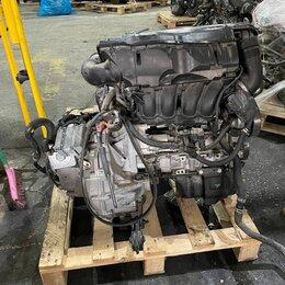 Двигатель и топливная система  - Двигатель 1.6 Citroen C4 120 л/с EP6, 0