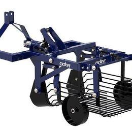 Спецтехника и навесное оборудование - Картофелекопалка вибрационная СКАУТ PH-1 для трактора , 0