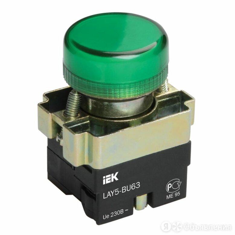 Индикатор IEK LAY5-BU63 по цене 201₽ - Концевые, позиционные и шарнирные выключатели, фото 0
