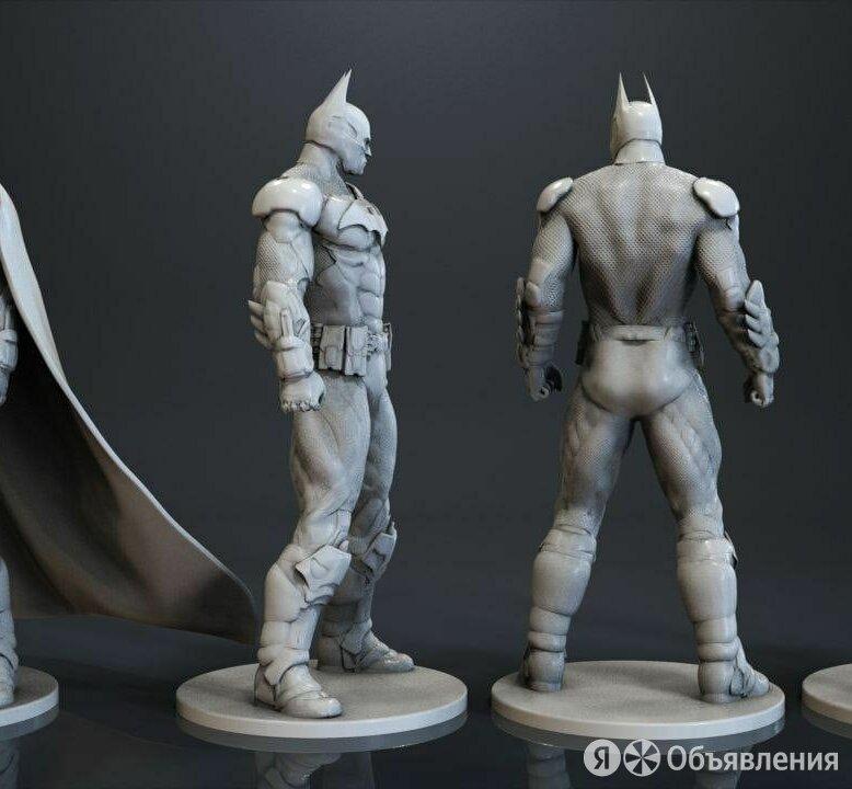 Бетмен фигурка по цене 1000₽ - Статуэтки и фигурки, фото 0