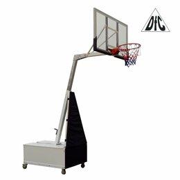 Стойки и кольца - Мобильная баскетбольная стойка DFC Stand 56SG, 0