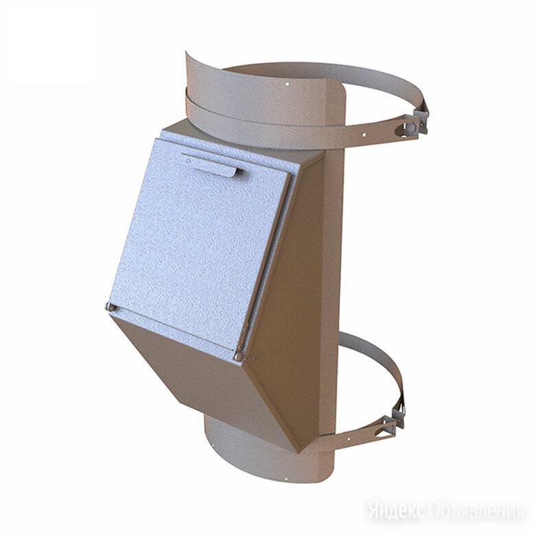 Клапан мусоропровода загрузочный КМЕ-400, h=860, 1мм по цене 4553₽ - Грузоподъемное оборудование, фото 0