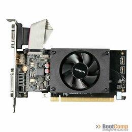 Видеокарты - Видеокарта Gigabyte GeForce GT 710 2GB GV-N710D3-2GL, 0