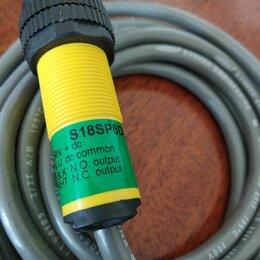 Прочие датчики, считыватели и преобразователи - оптический датчик S18 SP 6D, 0