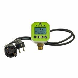 Насосные группы - Контроллер управления насосом ПолиТех 1/2, 2МПа (Расширенный) с питающим кабелем, 0