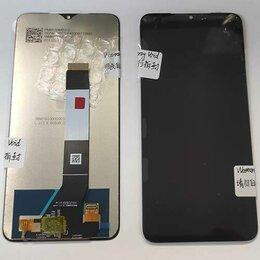 Дисплеи и тачскрины - Экран модуль Xiaomi Poco M3 дисплей сенсор тачcкрин стекло, 0
