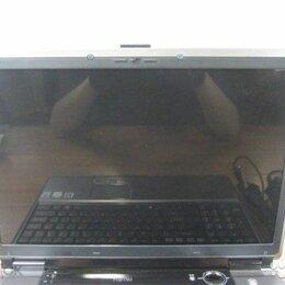 "Ноутбуки - Fujitsu LifeBook N6410 Core Duo 17"" Неисправный, 0"
