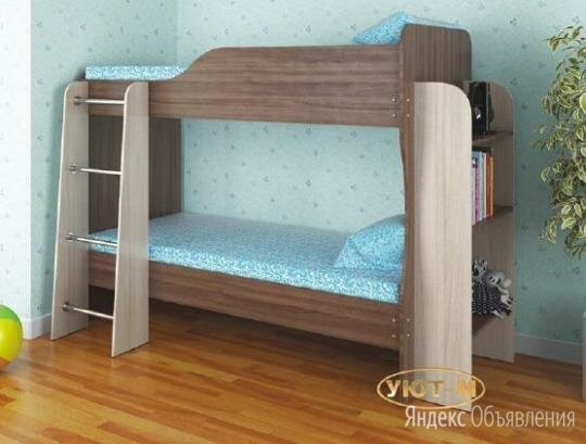 💥Кровать двухъярусная по цене 11199₽ - Кровати, фото 0